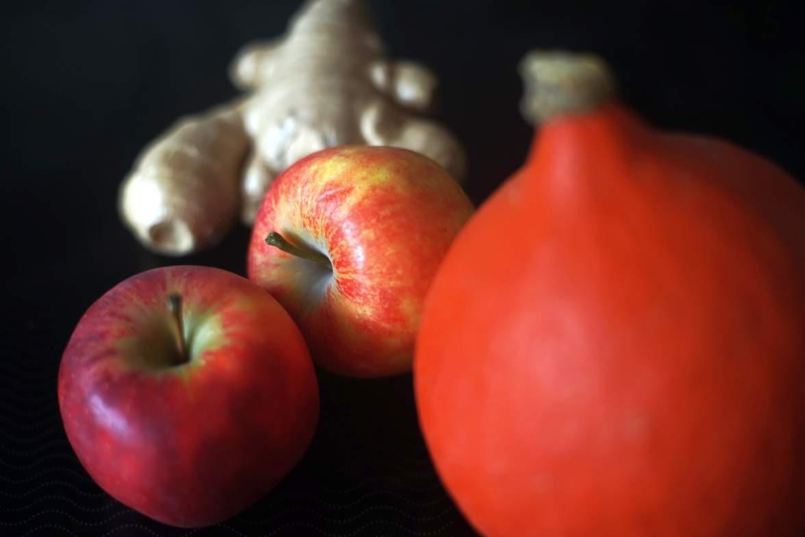 Pumpkin Apple Ginger